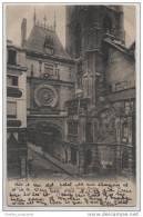 Rouen France La Gross Horloge - The Great Clock - Buildings & Architecture