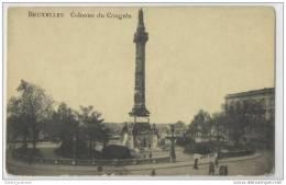 Brussels - Colnne Du Congress - Belguim - Monuments
