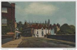 Eton College From The High Street - Berkshire - Buckinghamshire, England - Schools