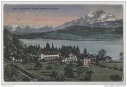 Polytechnic Chalets Seeburg Lucerne Switzerland - Schools