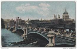 Blackfriars Bridge London - Bridges