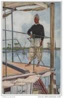 Egypt: Artist Illustrated - Lance Thackery - Bahari - Nile Sailor - Other Illustrators