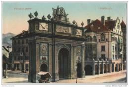 Innsbruck - Triumphpforte - Tyrol - Austria - Monuments