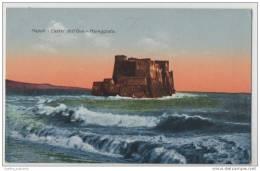 Naples - Castel Dell'Ovo - Mareggiata - Castles