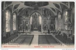 Appenzell - Inneres Der Kirche - Switzerland - Churches & Cathedrals