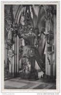 Bruges - Eglise De Notre Dame - Chaire De Vérité - Belgium (Real Photo Card) - Churches & Cathedrals