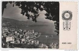 Monaco - Monte-Carlo - Vue Générale - Roulette - Monaco