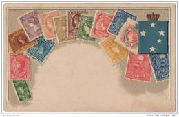 Australia - Victoria -  Embossed Postage Stamps - Stamps (pictures)