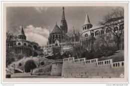 Hungary - Budapest, Halasz-bastya.-Fischer-Bastei - Fishermans Bastion - Hungary