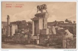 Greece - Athènes - Le Céramique - Kerameikos - Cemetary - Greece