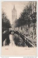 Delft En Oude Kerk - Delft