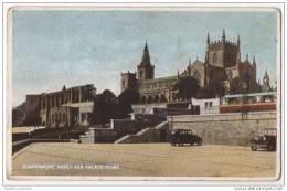 Scotland - Dunfirmline Abbey & Palace Ruins - Fife