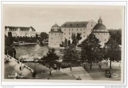 Sweden - Slottet Örebro - Real Photo - Sweden