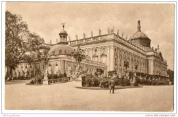 Germany - Potsdam - Neues Palais - Potsdam
