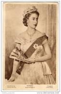 H.M Queen Elizabeth II - Photo By Dorothy Wilding - Royal Families