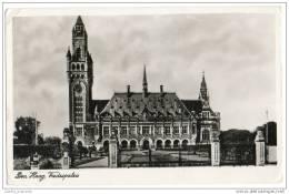 Holland - Den Haag - Vredespaleis - Real Photo Card - Den Haag ('s-Gravenhage)