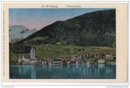 Austria - St. Wolfgang  (Salzkammergut) - Totalansicht - Unclassified