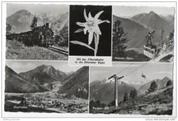 Austria - Zillertalbahn In Die Zillertaler Alpen - Penken-bahn - Mayrhofen - Austria