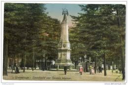 Netherlands - 's Gravenhage - Standbeeld Van Saxsen Weimar - Den Haag ('s-Gravenhage)