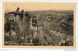 Luxembourg - Vianden - Les Ruines De La Ville Haute - Vianden