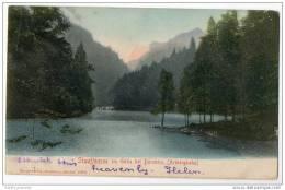 Austria - Stauffensee Im Gütle Bei Dornbirn (Arlbergbahn) (1900-1905) - Austria