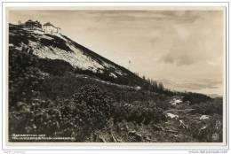 Austria - Bergstation Der Hollengebirgs Seilschwebebahn (Kranabetsattelhütte  Stamp) - Unclassified