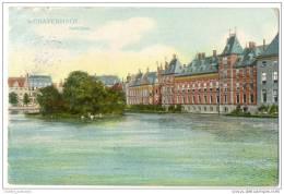 Holland - S-gravenhage Hofvijver - Den Haag ('s-Gravenhage)