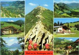 Schliersee Neuhaus - Mehrbildkarte 1  Brecherspitz - Schliersee