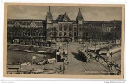Holland - Amsterdam - Centraalstation - Amsterdam