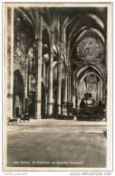 Spain -  Palma De Mallorca, La Catedral (Interior) - Mallorca