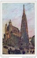 Artist Illustrated - Carl Pippich - Wien, Stefansdom (Wiener Kunst) - Other Illustrators