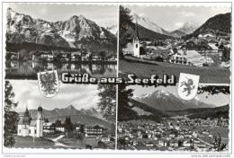 Austria - Gruss Aus Seefeld (Tirol) - Austria