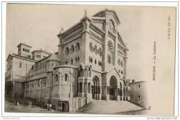 Monaco - La Cathédrale (circa 1910) - Monaco