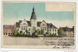 Sweden - Rådhuset I Karlshamn (1905) - Torsby & Östmark Postmarks - Sweden