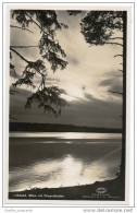 Sweden - Leksand Afton Vid Orsandbaden (Real Photo Card) - Sweden