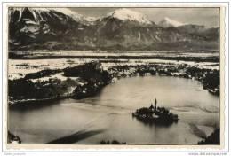 Slovenia - Bled - (Real Photo Card) - Slovenia