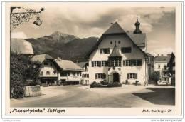 Austria - Mozartplatz - St.Gilgen (Real Photo Card) - Austria