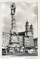 Linz - Hauptplatz - Dreifaltigkeitssäule - Trinity Column - Unclassified