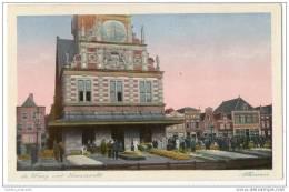 De Waag Met Kaasmarkt Alkmaar - Alkmaar