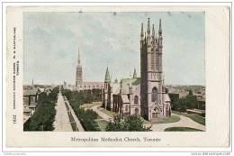 Metropolitan Methodist Church - Toronto - Toronto