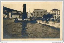 Croatia - Spalato - Hafenpartie - Parte Des Porto - Split - Croatia
