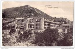 Gibralter - Military Hospital - BMH Gibralter - Gibraltar