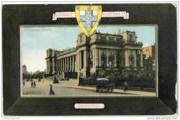 Australia - Melbourne Parliament House (1911) - NSW Diamond Jubilee Postage Stamp - Melbourne