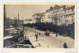 Croatia - Split - Stara Obala - Spalato, Riva Vecchia (1920) - Croatia