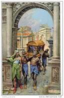 Mastroianni - Quo Vadis? (5) Petronio In Lettiga Verso La Casa Di Auto Plauzio - Mastroianni