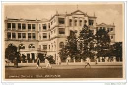 India - United Service Club - Calcutta - India