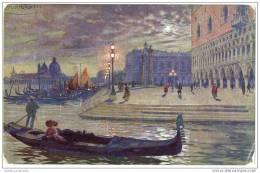 Venezia - Il Molo (Guerinoni) - Guerinoni