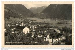 Austria - Schruns Im Montafon 690m Geg Silvretta (Bludenz) - Austria
