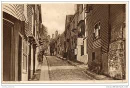 Mermaid Street - Rye - Rye