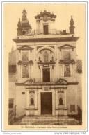 Sevilla - Santa Caridad Sevilla Fachada De La Iglesia - Sevilla